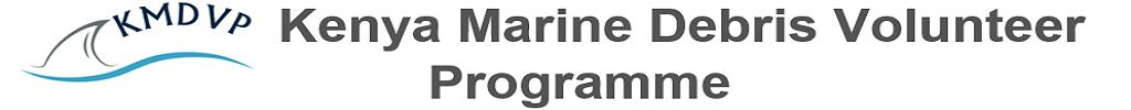 KMFRI Marine debris volunteer program (KMDVP)